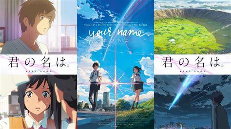 Kimi No Na Wa Your Name Your Name Kimi No Na Wa Tu Nombre Transmuta Mis Sue 241 Os