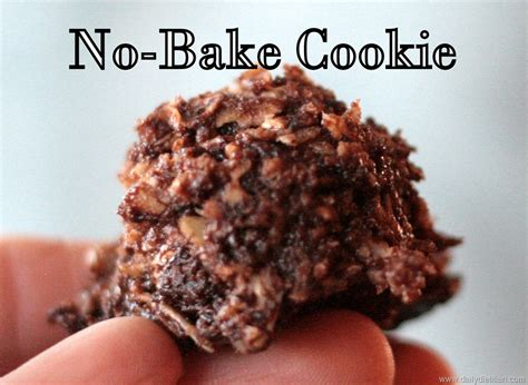 no bake no bake cookie recipe so simple you ll freak they are actually good for you daily dietitian