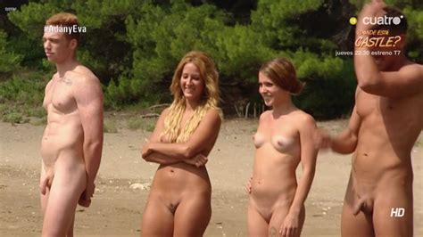 Spanish Tv Adan Y Eva Uncensored Pics Of The Guys