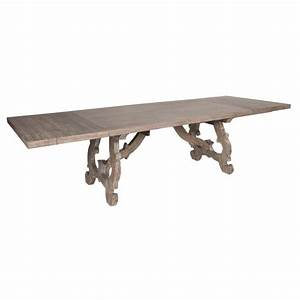 Napa Trestle Dining Table - Luxe Home Company