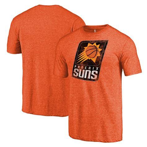 NBA Phoenix Suns Fanatics Branded Distressed Team Logo Tri ...