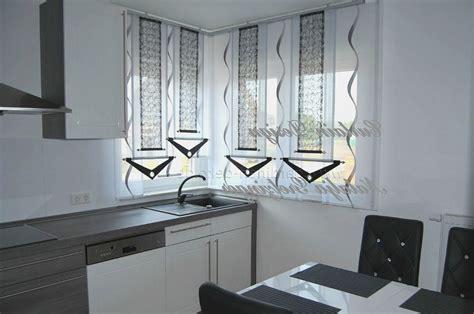 Scheibengardinen Für Große Fenster by Scheibengardine Modern K 252 Che Scheibengardinen Modern
