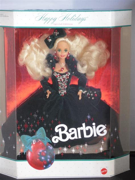Happy Holiday Barbie Collecting  The Path To A College