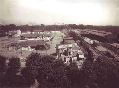 Bahnhof Zoologischer Garten Parken by Time Travel Berlin Historic Views Of Charlottenburg