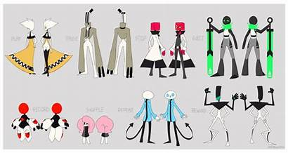 Unknownspy Ref Controls Deviantart Character Concept Object