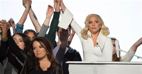 Lady Gaga reveals family learned of her sexual assault ...