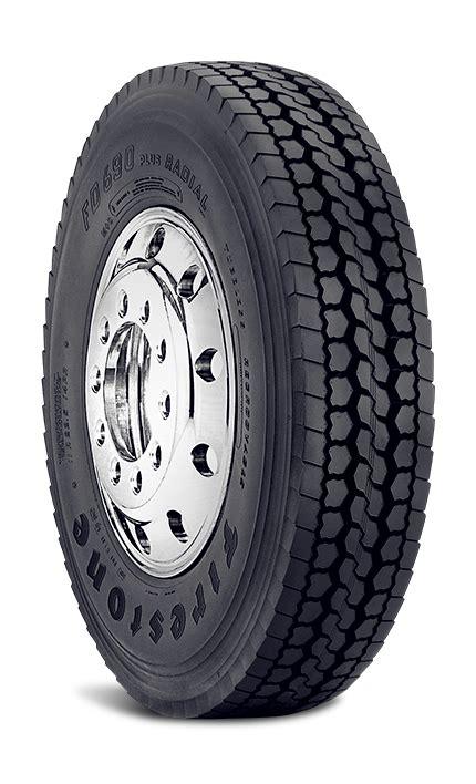 Firestone Fd690 Plus  Gcr Commercial Tires