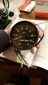 Ty 0982  Electric Speedometer With Odometer Wiring