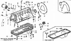 Engine Gaskets2 Cylinder Block  U0026 Oil Pan Crank Rods Piston Main Bearings Piston