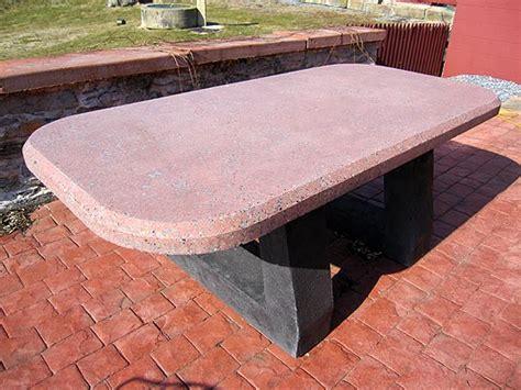 patio tables cool springs concrete llc