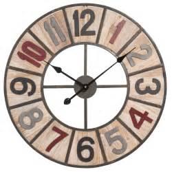 Horloge En Metal : horloge en m tal d 60 cm jordan maisons du monde ~ Teatrodelosmanantiales.com Idées de Décoration