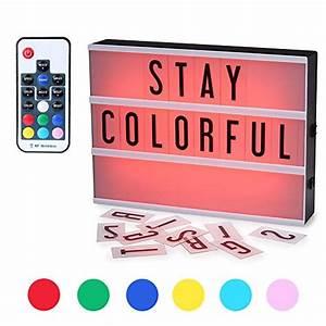 Led Buchstaben Box : leuchtkasten crazyfire a4 led lichtbox farbwechsel lichtkasten leuchte box ~ Sanjose-hotels-ca.com Haus und Dekorationen