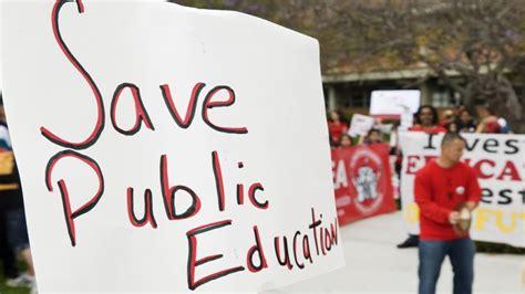La Teacher Strike L A Teachers Strike 3 Key Considerations For Parents
