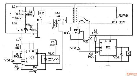 wiring diagram welding machine wiringgram pdf new