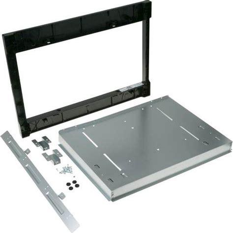 monogram  trim kit  select monogram microwaves stainless steel  pacific sales