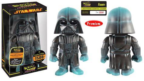 Hikari Sofubi: Lightning Vader | Star wars toys, Darth ...