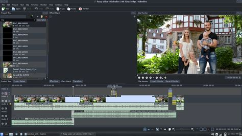 video editing software  youtube movies  film