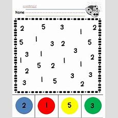 Number Recognition 010 Practice Worksheets  Math Numbers, Math And Number Recognition