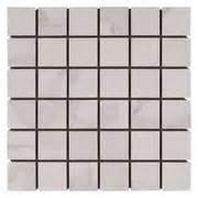 dimarmi bianco porcelain tile 12in x 12in 100129857