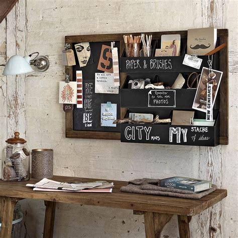 Home Design Ideas Blackboard by Design Vintage Blackboard Organiser Blackboard