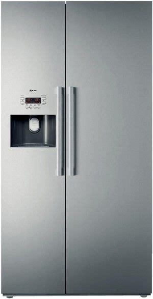 Freistehender Kühlschrank by Freistehende K 252 Hlschr 228 Nke Amerikanischer Bauart Neff