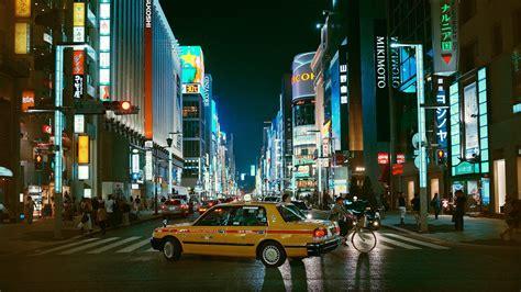 japan cityscape wallpapers wallpapersafari