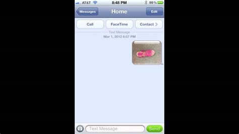 how to save a from on iphone how to save picture from text message iphone hd