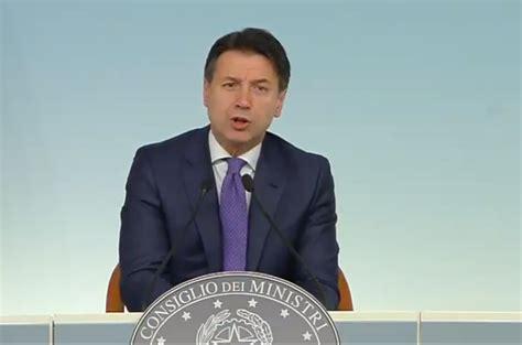 Prossimo Consiglio Dei Ministri by Caso Siri Conte Quot Proporr 242 Revoca Dell Incarico Al