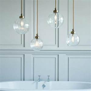 Bathroom pendant lights mad about the house