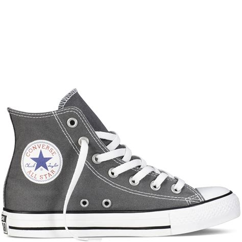 Converse Chuck Tailor converse chuck all classic colours charcoal