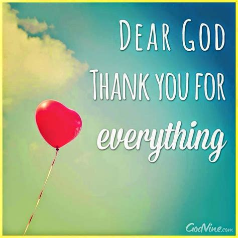 Thank You Quotes For Everything Quotesgram