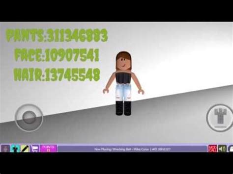 codes  outfit  roblox