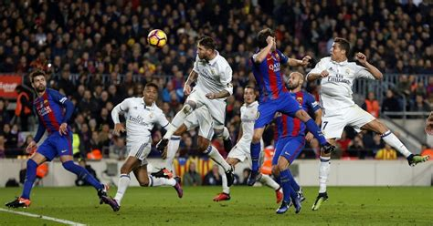 Barcelona 1-1 Real Madrid - RECAP: All the action as it ...