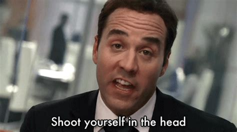 Go Fuck Yourself Meme - angry jeremy piven gif find share on giphy