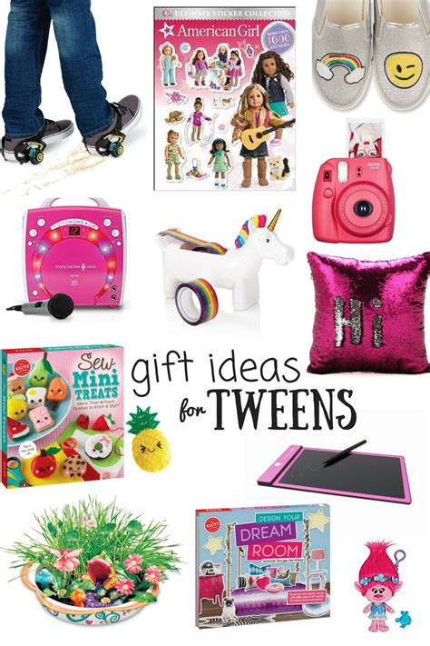 Gift Ideas For Tweens And Girls  The How To Mom