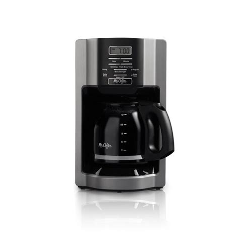 Coffee ftx41cp 12 cup coffee. Mr. Coffee 12-Cup Programmable Coffeemaker, Rapid Brew ...