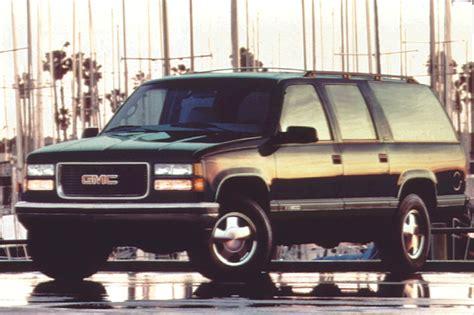 gmc suburban consumer guide auto