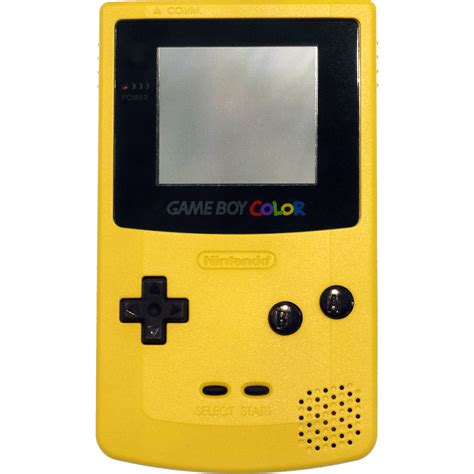 system game boy color handheld  nintendo oc remix