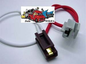 Any Gm Or Other Hei Distributor Ignition Lead And Tach
