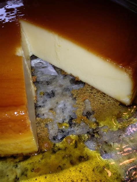 Flan Recipe with Cream Cheese