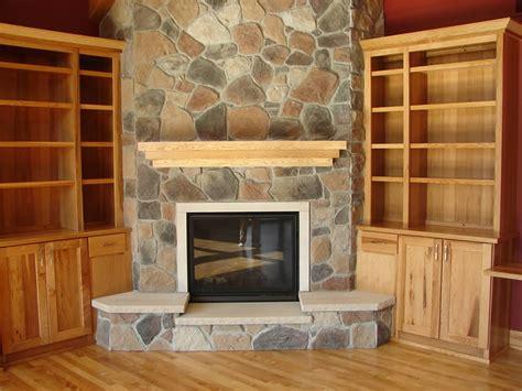 fireplace   build cool corner fireplace mantels
