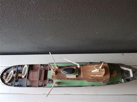 Sleepboot Houten by Houten Sleepboot De Quot Zwarte Zee Quot Catawiki