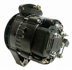 55-amp Mando Style Alternator