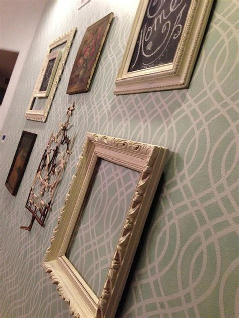 Ever find a print where you don't like the picture inside but colorful picture frames empty picture frames picture frame decor colorful pictures decorating with. 170 best Empty Frames - DIY Wall Art images on Pinterest | Empty frames, Empty picture frames ...