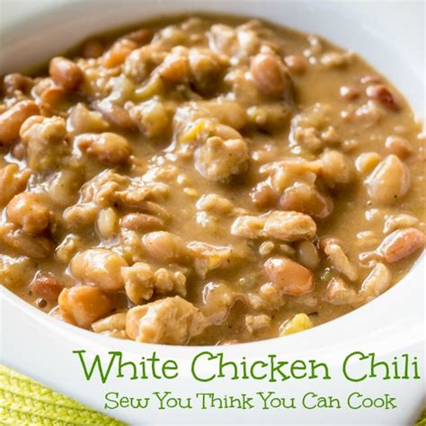 can you boil chicken to cook it src white chicken chili sew you think you can cook