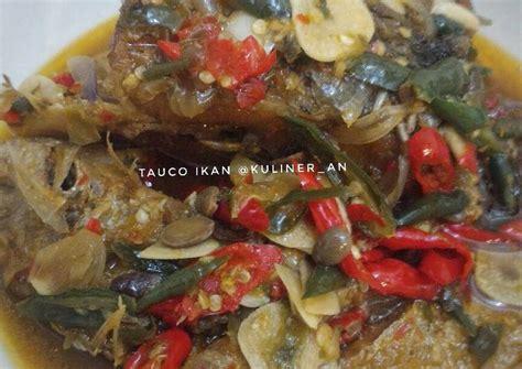 Seperti sajian berikut yang memadukan tahu, udang, dan buncis. Resep Ikan Tauco Medan oleh Utami Subowo - Cookpad