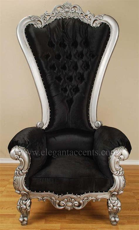 carved mahogany louis xv beregere armchair regal throne