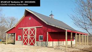Horse barns arena cleary building corp for Cleary horse barns