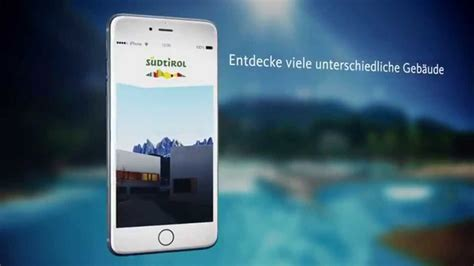 architektur app suedtirol youtube