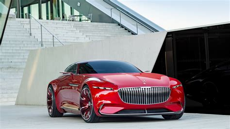 vision mercedes maybach   wallpaper hd car